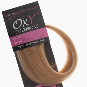 Clip in Extensions 38cm 70g 27 Dunkelblond-0