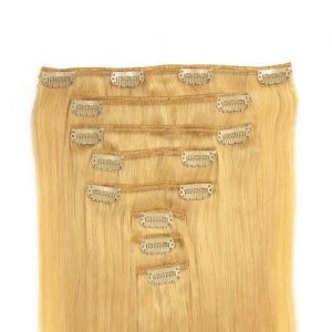 Clip In Extensions 60cm 160g 613 Extra Helles Blond-0